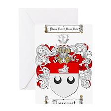 Tennant Coat of Arms Greeting Card