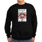 Walsh Coat of Arms Sweatshirt (dark)