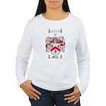 Walsh Coat of Arms Women's Long Sleeve T-Shirt