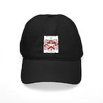 Walsh Coat of Arms Black Cap