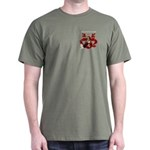 Melrose Elk Camp Dark T-Shirt