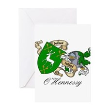 OHennessy.jpg Greeting Card
