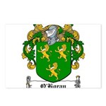 O'Horan Coat of Arms Postcards (Package of 8)