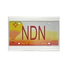 New Mexico NDN Pride Rectangle Magnet