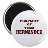 Property of team Hernandez Magnet