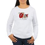 OLoughlin.jpg Women's Long Sleeve T-Shirt