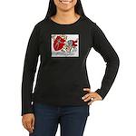 OLoughlin.jpg Women's Long Sleeve Dark T-Shirt