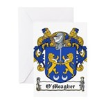 OMeagher (Tipperary)-Irish-9.jpg Greeting Cards (P