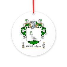 OSheehan-Irish-9.jpg Ornament (Round)