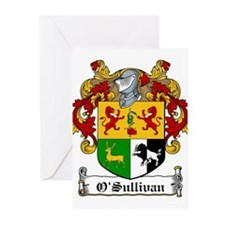 OSullivan (Kerry)-Irish-9.jpg Greeting Cards (Pk o
