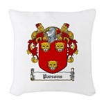 Parsons (1682)-Irish-9.jpg Woven Throw Pillow