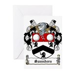 Saunders (Wexford)-Irish-9.jpg Greeting Cards (Pk