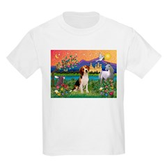 Fantasy Land & Beagle Kids Light T-Shirt