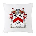 Walsh (Kilkenny)-Irish-9.jpg Woven Throw Pillow