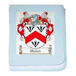 Walsh (Kilkenny)-Irish-9.jpg baby blanket