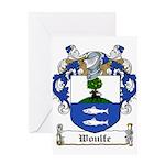 Woulfe-Irish-9.jpg Greeting Card