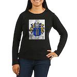 Scali_Italian.jpg Women's Long Sleeve Dark T-Shirt