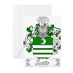 Scotto_Italian.jpg Greeting Cards (Pk of 20)