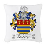 Severino_Italian.jpg Woven Throw Pillow