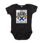 Sforza_Italian.jpg Baby Bodysuit