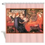 Laus Veneris Fine Art Shower Curtain
