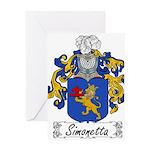 Simonetta_Italian.jpg Greeting Card