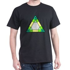 Confidence Reporting Triangle T-Shirt