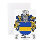 Tellesio_Italian.jpg Greeting Cards (Pk of 20)