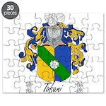 Tofani Family Crest Puzzle