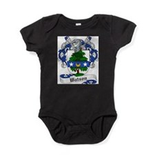 Cute Code of arms Baby Bodysuit