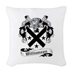 Williamson-Scottish-9.jpg Woven Throw Pillow