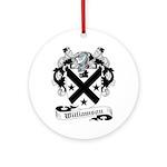 Williamson-Scottish-9.jpg Ornament (Round)