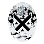 Williamson-Scottish-9.jpg Ornament (Oval)