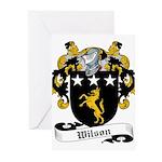Wilson (Fingach)-Scottish-9.jpg Greeting Cards (Pk