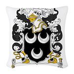 Aachen.jpg Woven Throw Pillow