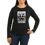 Aachen.jpg Women's Long Sleeve Dark T-Shirt
