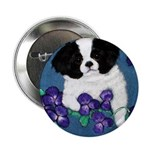 Japanese Chin Button