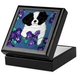 Japanese Chin Keepsake Box