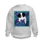 Japanese Chin Kids Sweatshirt