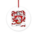 Weller_6.jpg Ornament (Round)
