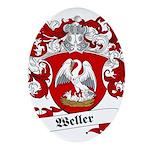 Weller_6.jpg Ornament (Oval)
