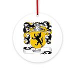 Wolff_6.jpg Ornament (Round)