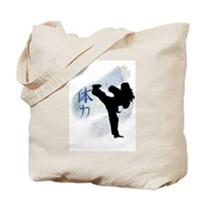 Phillips School of Taekwondo Tote Bag