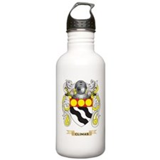 Climas Coat of Arms Water Bottle