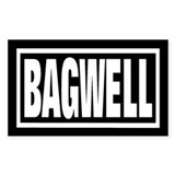 Bagwell Rectangle Decal