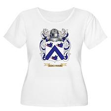 Cochran Coat of Arms Plus Size T-Shirt