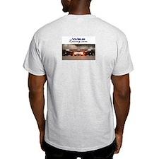 WS6Racing Ash Grey T-Shirt
