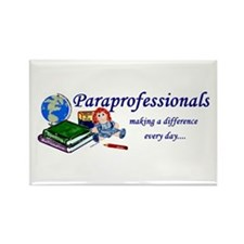 Paraprofessionals Making a Difference Rectangle Ma