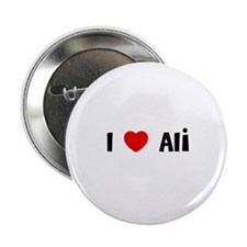 "I * Ali 2.25"" Button (10 pack)"