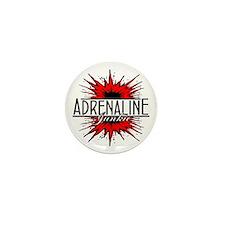 Adrenaline Junkie Mini Button (10 pack)